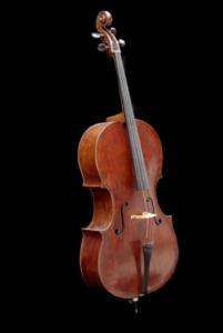Violoncello di Matteo Goffriller, 1708